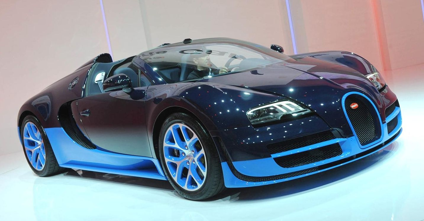 bugatti veyron 16 4 grand sport vitesse only cars and cars. Black Bedroom Furniture Sets. Home Design Ideas