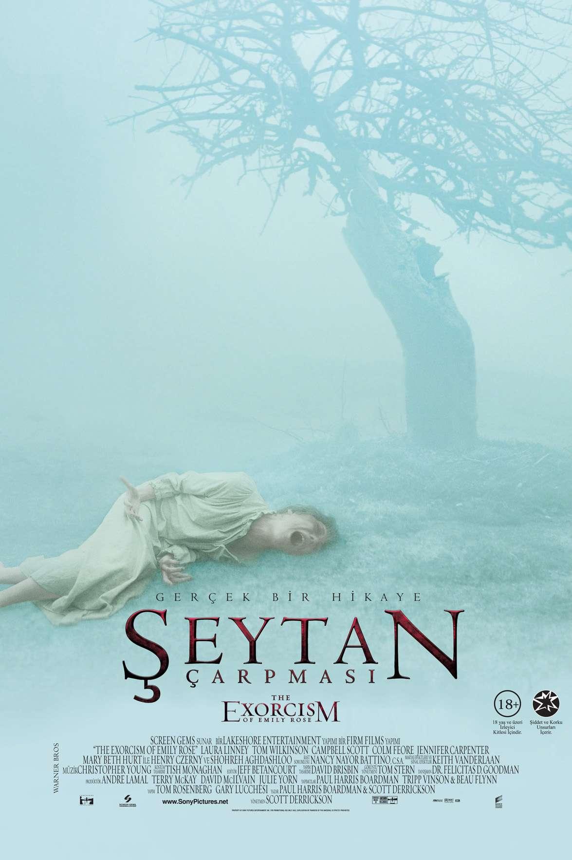 The Exorcism - Şeytan Çarpması - 2005 3D-1080p.x264 TR/ENG
