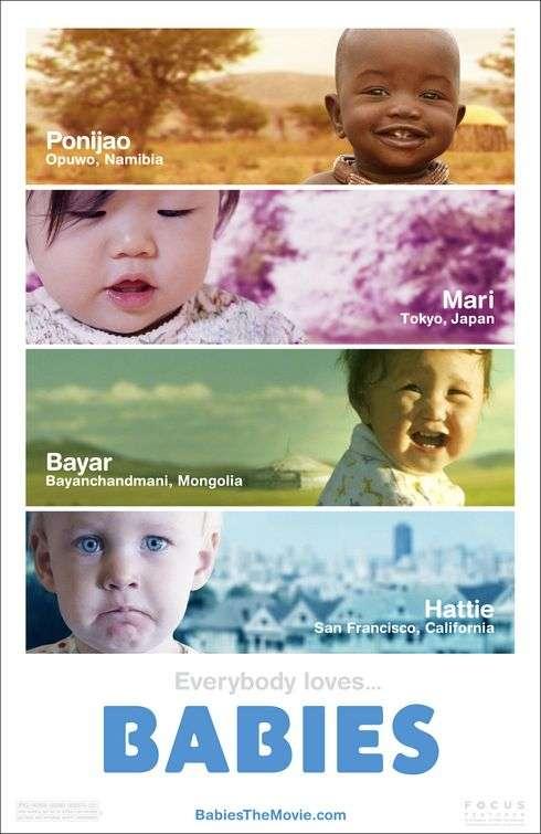 Bebekler - Babies DVDRIP XviD AC3-BDR