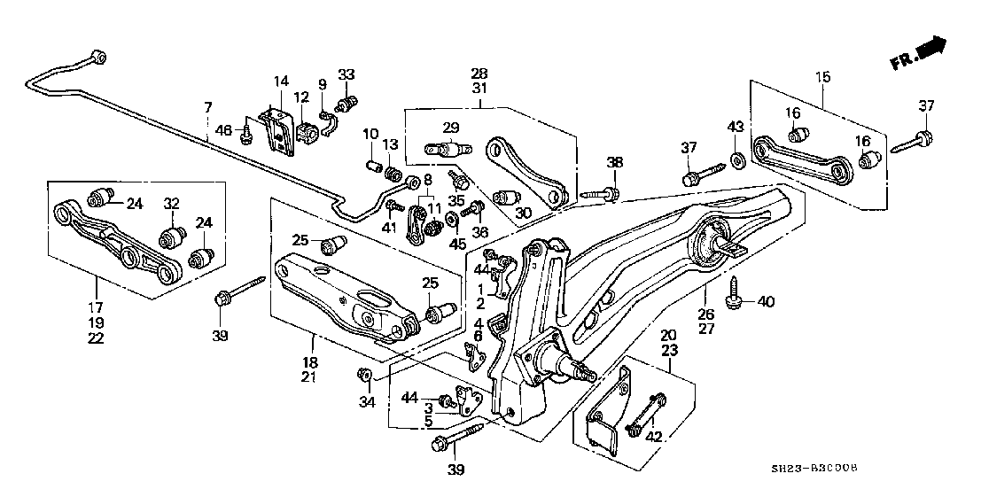 Wiring Diagram Together With Honda Civic Front Suspension Diagram