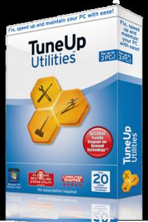 TuneUp Utilities 2012 v12.0.2160.13